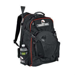 Grand Prix Rider's Backpack Black