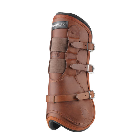 EquiFit T-Boot Luxe™ Front Boot Brown