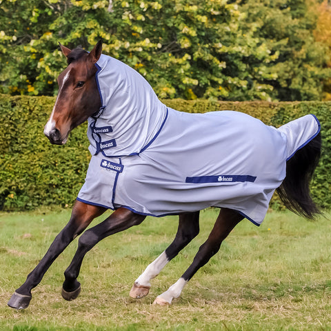Bucas Pony Buzz-Off Fly Sheet Full Neck