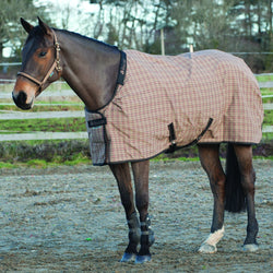 Bucas Celtic Stable Rug Medium Tartan
