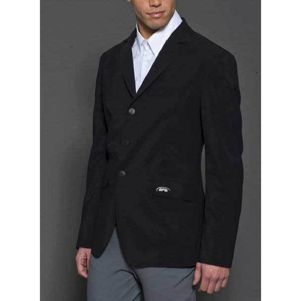 GPA Mens Elite II Show Jacket Black 50L