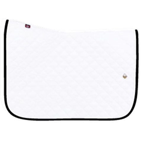 Ogilvy Jumper BabyPad White with Navy Binding