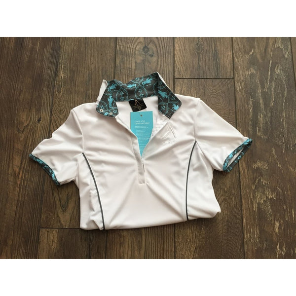 Arista Competition Show Shirt Short Sleeve
