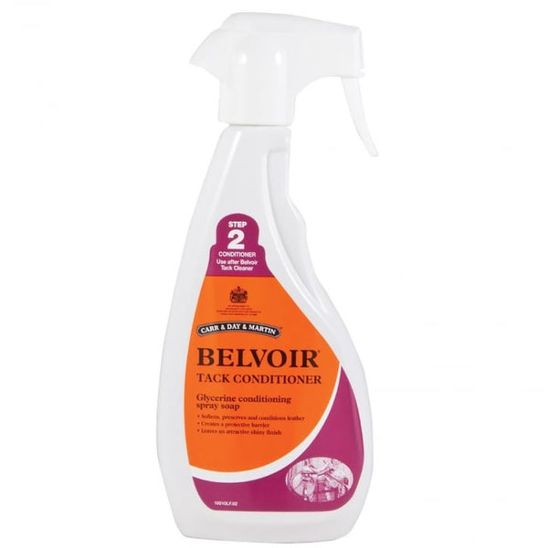 Carr & Day & Martin Belvoir Tack Conditioner Spray Step 2 500ml