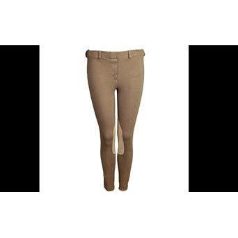 Equigear Ladies Pull On Breech Knee Patch