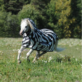 Bucas Buzz-Off Zebra Fly Sheet Detachable Neck