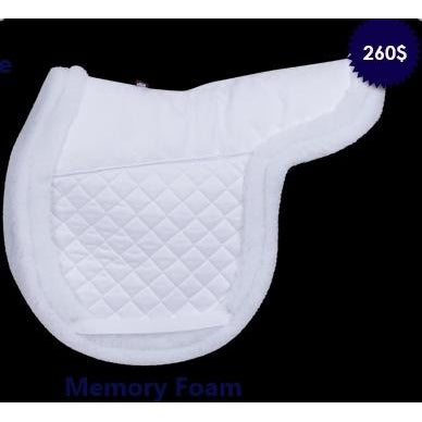 Ogilvy Hunter Shaped Memory Foam Pad