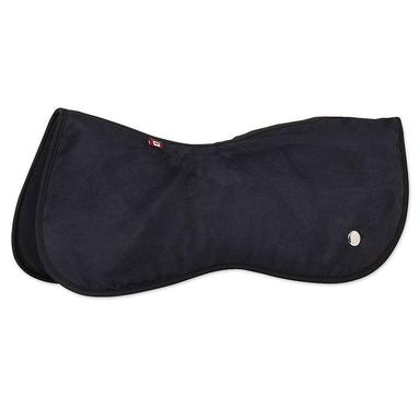 Ogilvy Jump Memory Foam Half Pad Cover Only Black