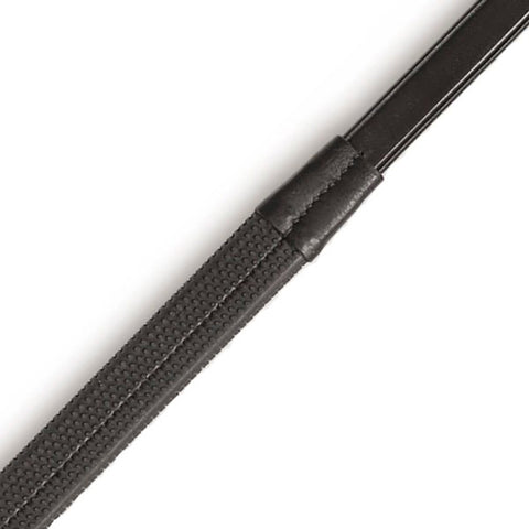 "HORSELiFE Rubber Reins - 54"" With Hook Stud Ends"