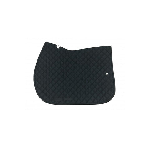 Ogilvy Jumper Profile Pad Black with Black Piping and Black Binding