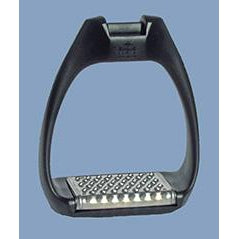 Royal Riders Evo Action Stirrups Gray