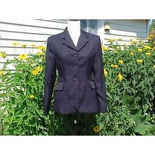 Medalist Show Coat Childrens Navy 06