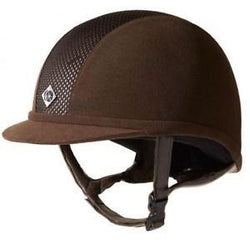 Charles Owen Ayr8 Brown/Brown