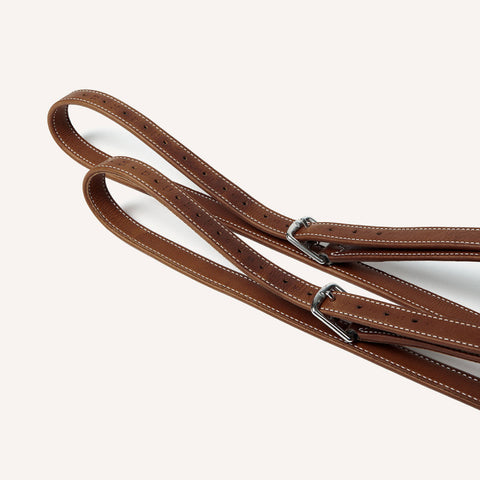 BUTET Lined Stirrup Leather 23MM