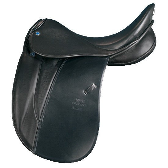 "Stubben D Maestoso Dressage Saddle - 18"" - Xtra Wide - 16"" Flap"