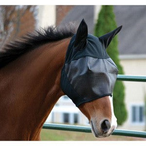 Absorbine Ultrashield EX Flymask with Ears Cob 600-900 LBS