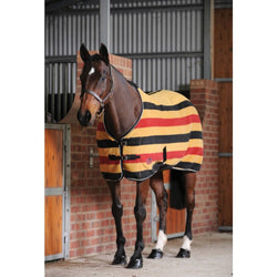 Lami-Cell Golden With Stripes New Market Fleece