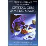 Ency. of Crystals, Gems and Metal Magic Scott Cunningham