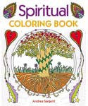Spiritual Color Book by Andrea Sargent