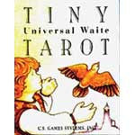 Tiny Universal Waite Tarot by Smith & Hanson-Robert