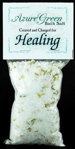 Healing Charged Bath Salts 5 oz.