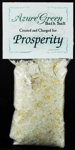Prosperity Charged Bath Salts 5 oz.