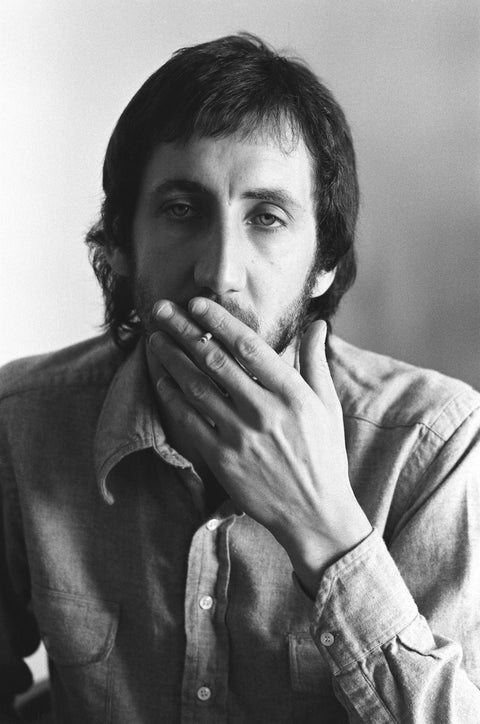 Pete Townshend, The Who, Los Angeles, CA, 1973