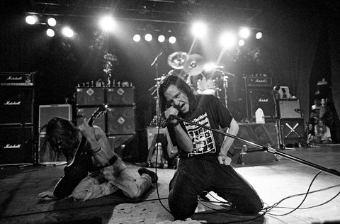 Pearl Jam, Los Angeles, CA, 1993