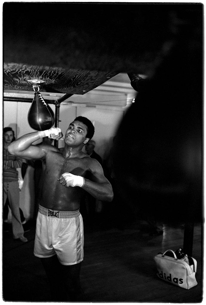 Muhammad Ali, Fifth Street Gym, Miami, FL