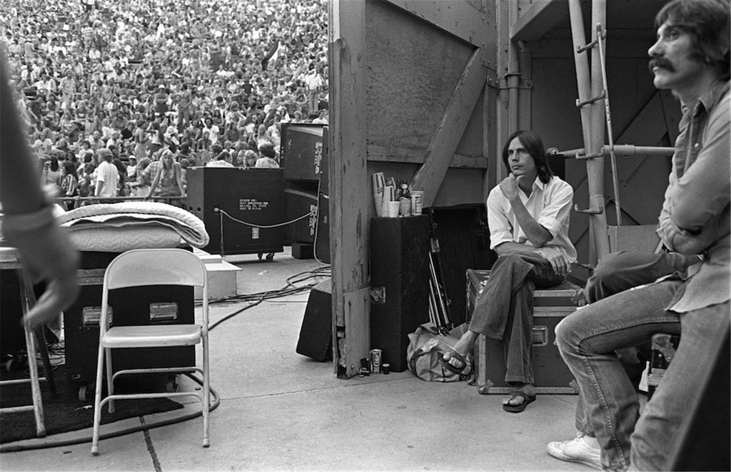 Jackson Browne, Red Rocks, 1977