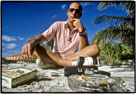 Hunter S. Thompson-1974