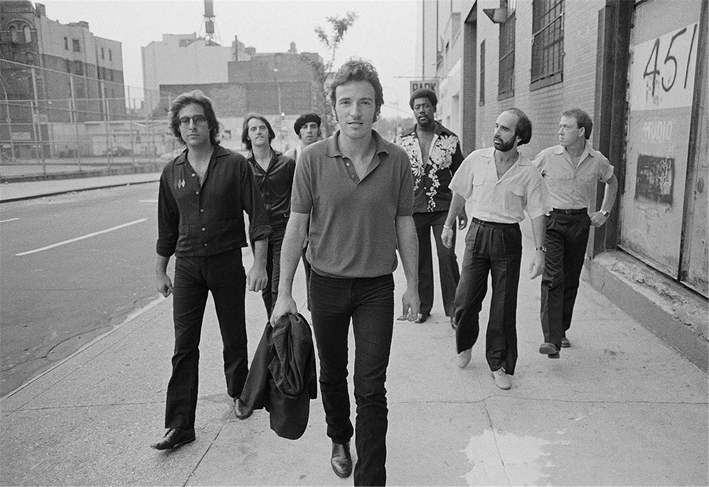 "Bruce Springsteen & The E Street Band, ""Reservoir Dogs"""
