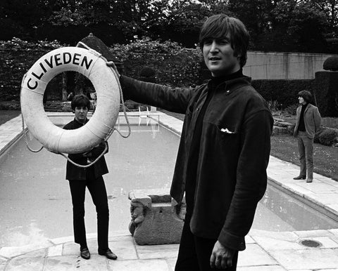 The Beatles-Clivedon House pool