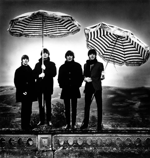 "The Beatles ""Umbrellas"""
