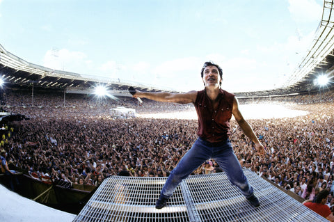 Bruce Springsteen & The E Street Band, London, England, 1985