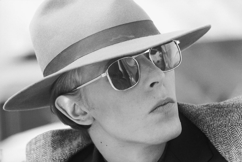 David Bowie, Los Angeles, CA, 1976