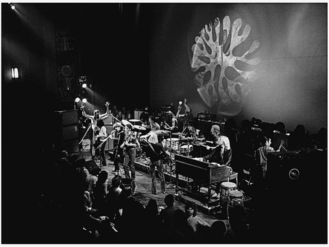 Grateful Dead, Allman Brothers and Mick Fleetwood