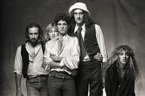 "Fleetwood Mac, Los Angeles, CA, 1978, ""Tusk I"""