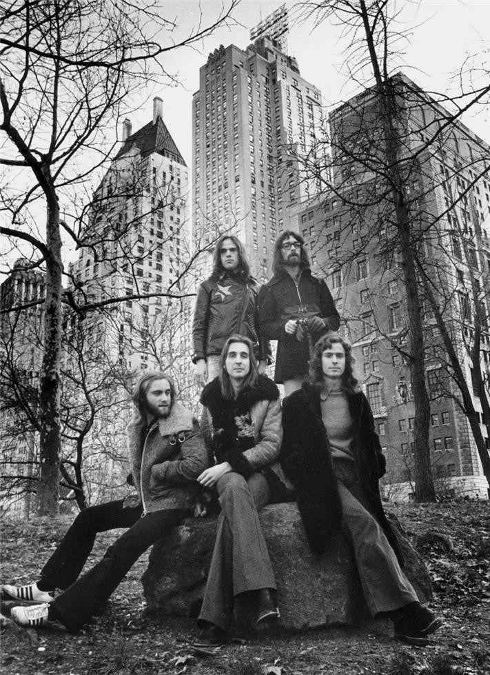 Genesis, Central Park, New York, NY 1972