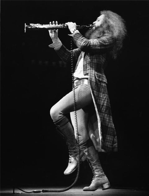 Ian Anderson, Wembley Arena, London, 1973