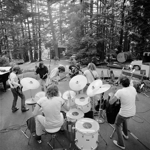 Crosby, Stills, Nash & Young, Woodside, CA 1974
