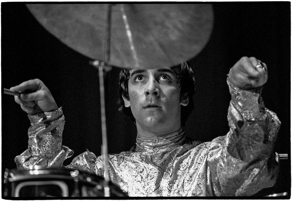 Keith Moon, The Who, 1967