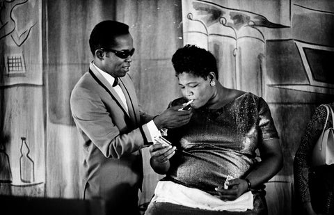 Lou Rawls and Big Mama Thornton