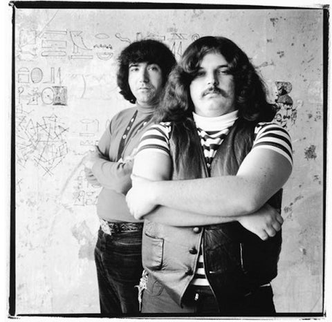 Jerry Garcia and Pigpen