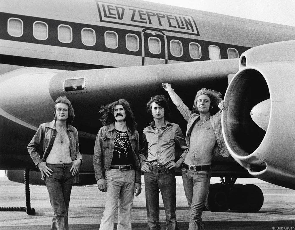 Led Zeppelin -NYC 1973