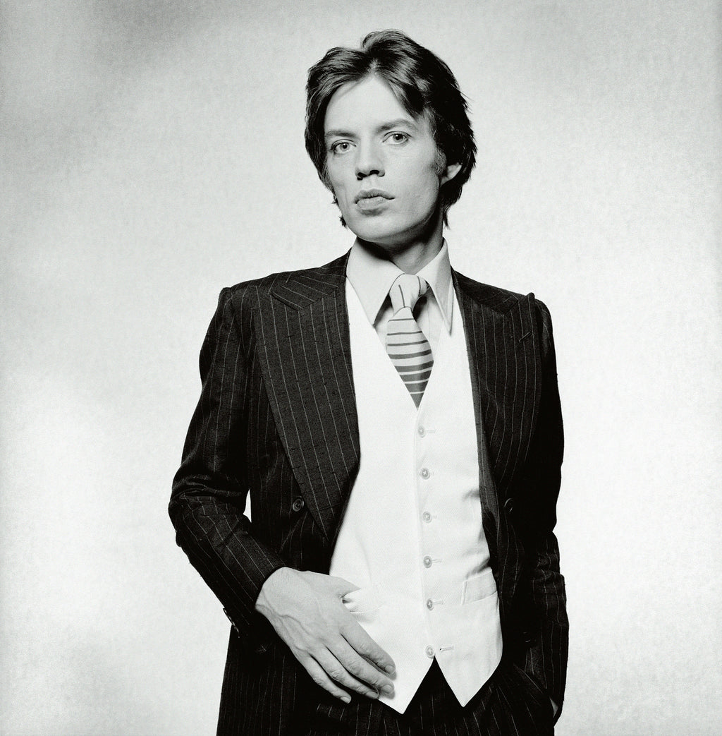 Mick Jagger, London, 1976