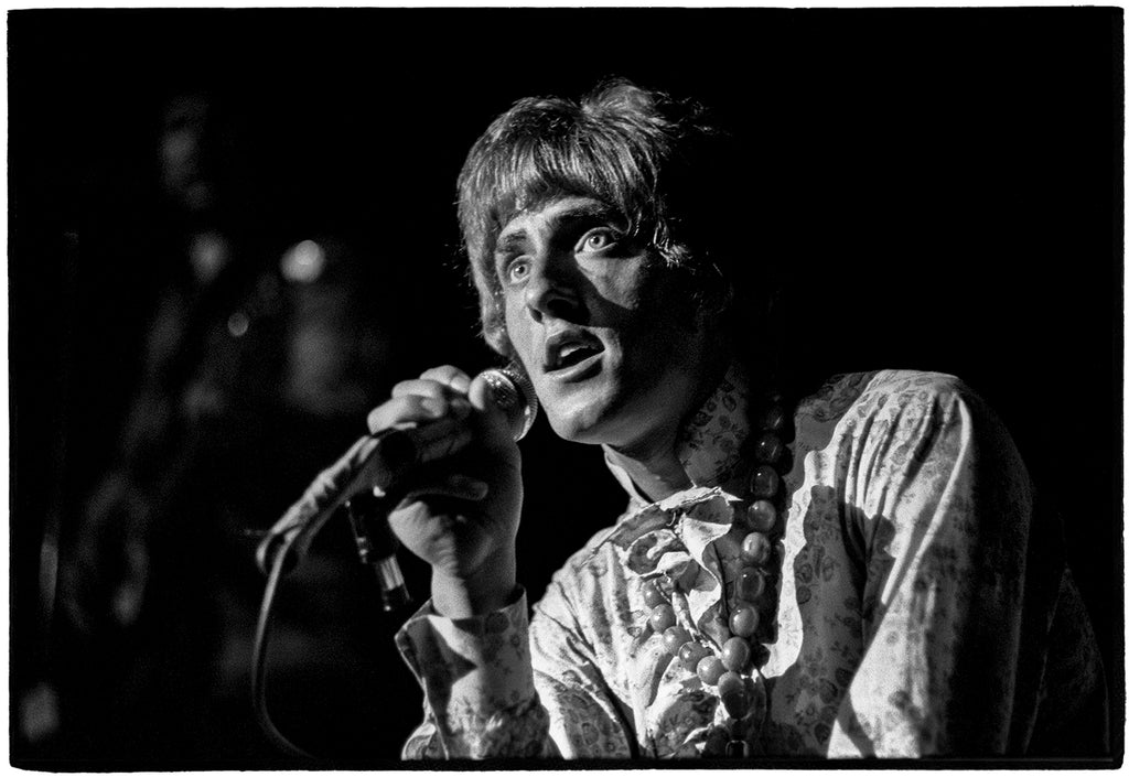 Roger Daltry, The Who, 1967