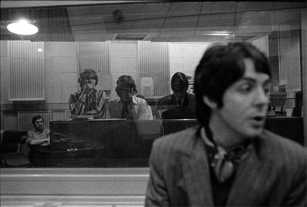 Paul McCartney and Rolling Stones