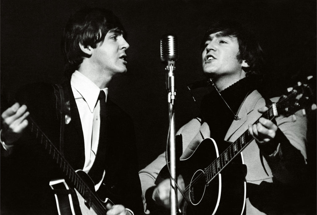 John Lennon & Paul McCartney, The Beatles, 1964