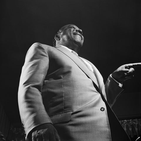 Count Basie, Chicago, IL, 1962.